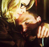 Oliver & Felicity photo probably with a portrait called Oliver and Felicity