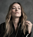 Olivia Wilde ~ La Ligne Portrait Series - olivia-wilde photo