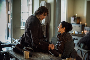 "Outlander ""The Hail Mary"" (2x12) promotional picture"