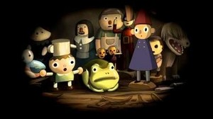 Over the Garden mural Theme Song Into the Unknown Full Version HD