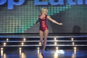 Pamela Anderson dancin with سٹار, ستارہ