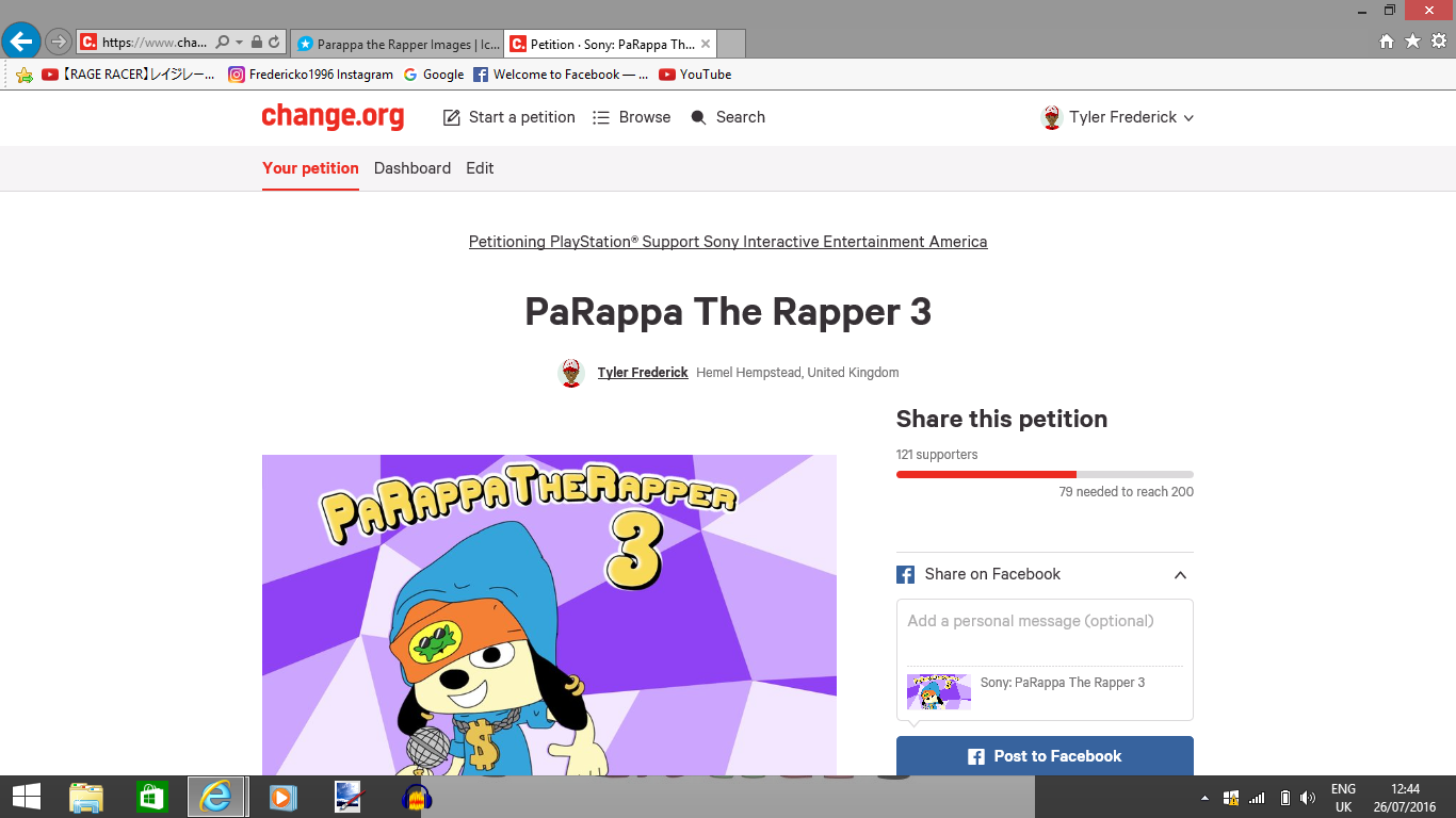 parappa the rapper images parappa the rapper 3 petition hd wallpaper