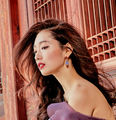 Park Shin Hye for Elle ♥ - korean-actors-and-actresses fan art