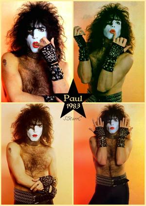 Paul ~Kansas City, Missouri…March 1, 1983