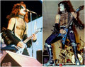 Paul ~Stockholm, Sweden…May 28, 1976 - kiss photo
