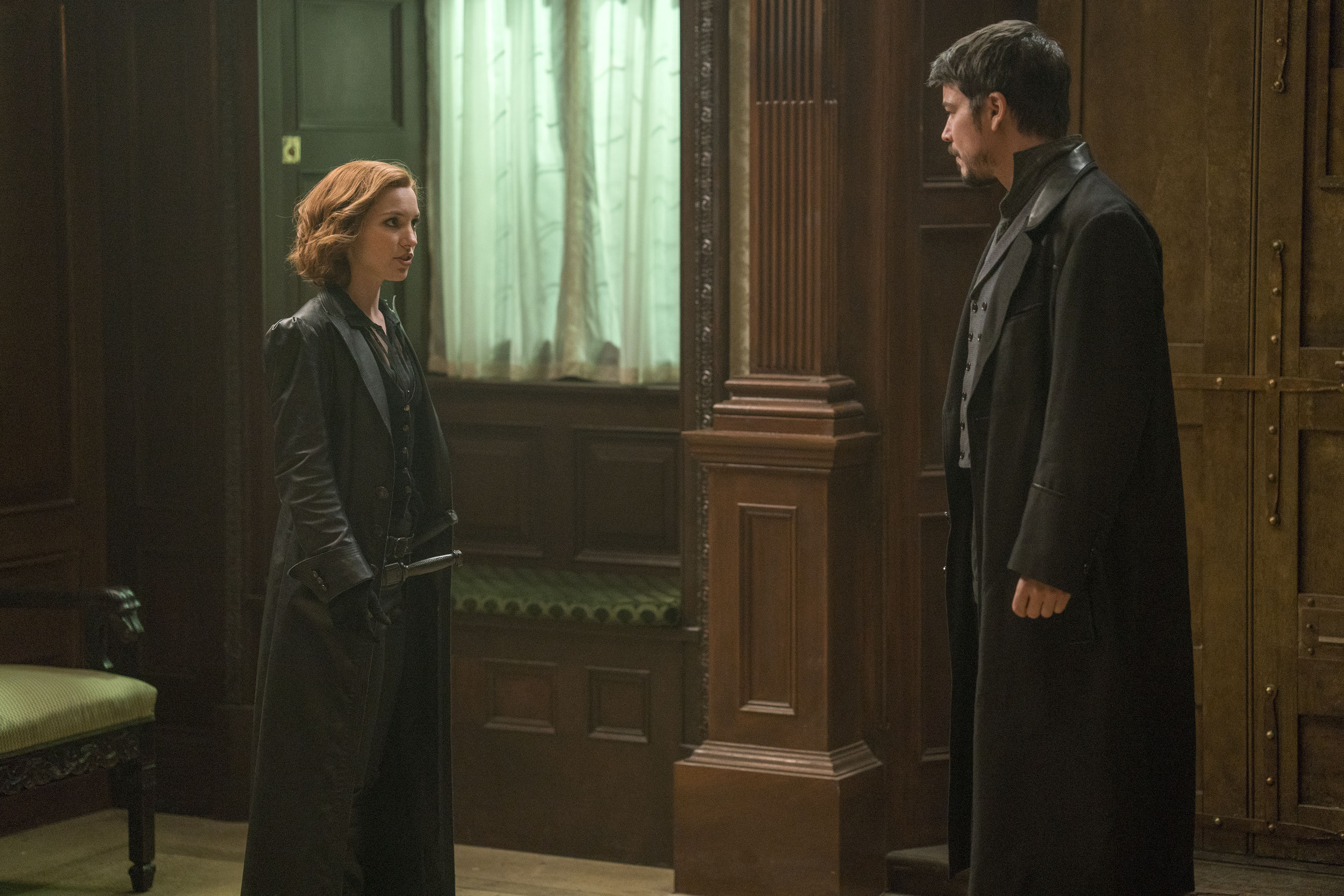 """Penny Dreadful """"Perpetual Night"""" (3x08) promotional picture"""