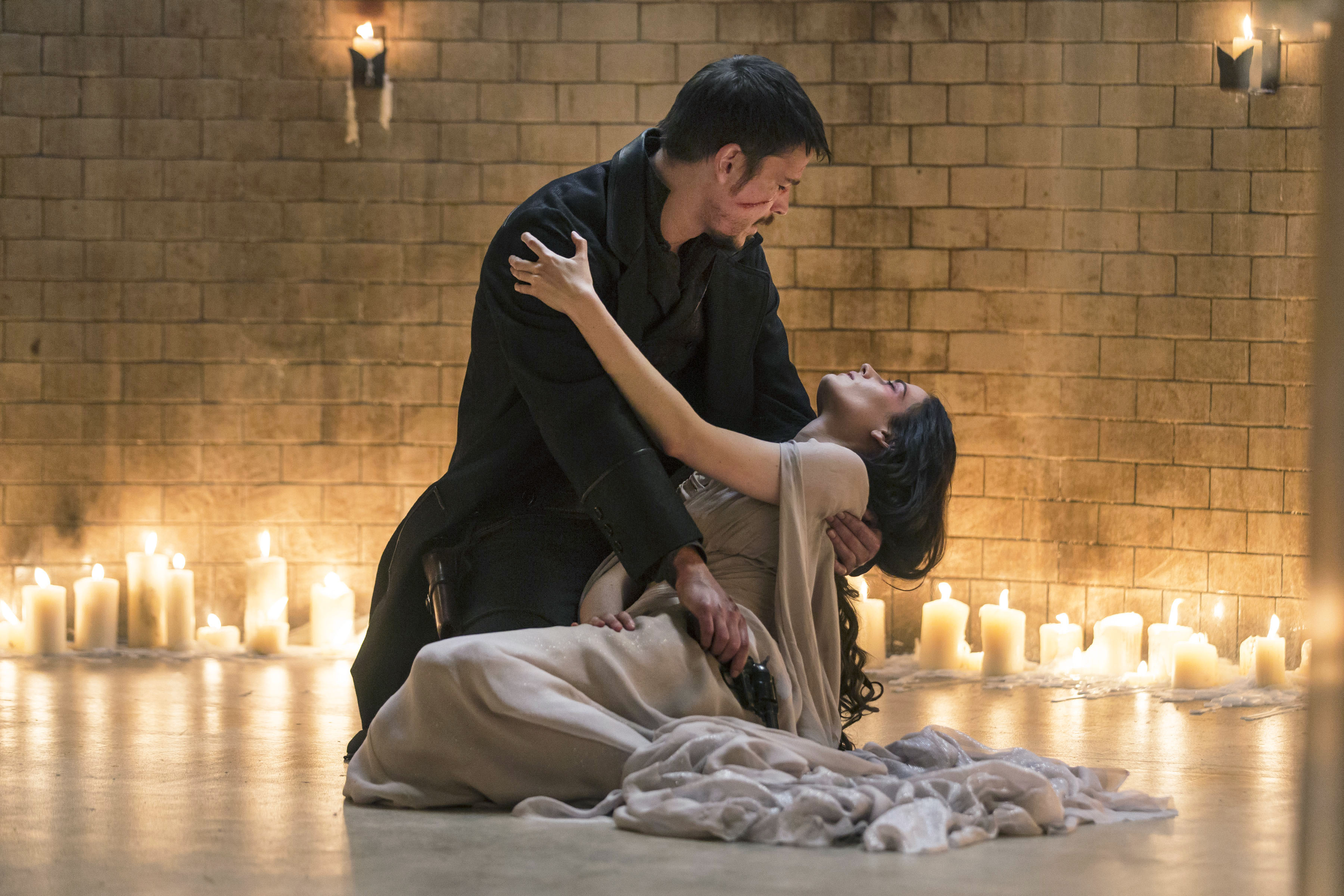 """Penny Dreadful """"The Blessed Dark"""" (3x09) promotional picture"""