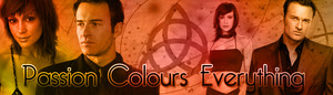 Phoebe/Cole Banner - Passion Colours Everything
