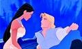 Pocahontas and John Smith - disney-princess photo