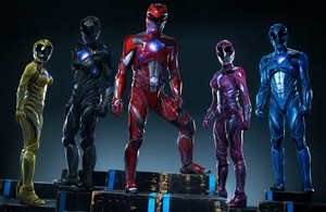 Power Rangers 2017 Movie Reboot