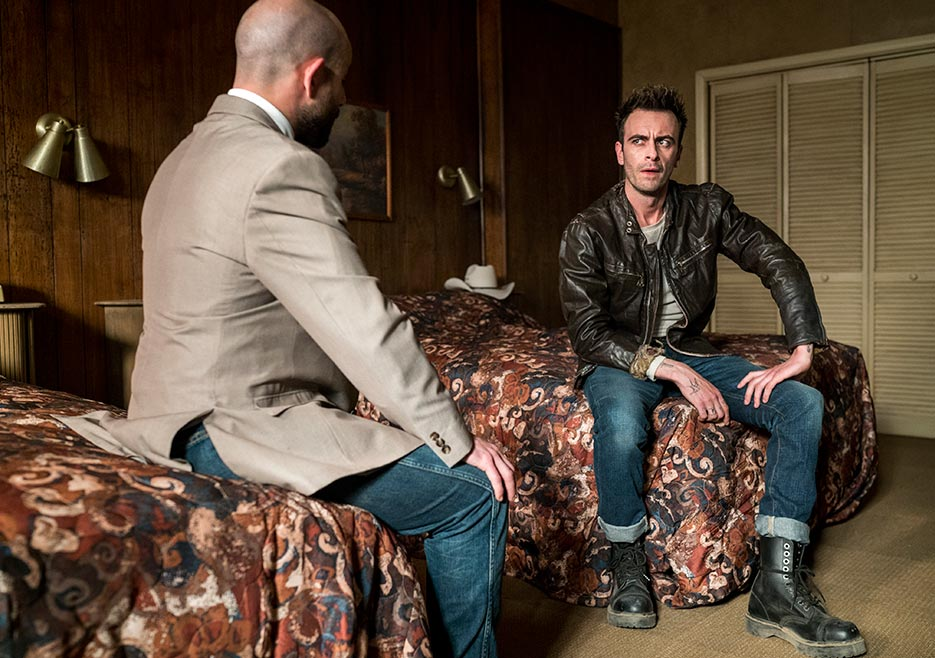 """Preacher """"Monster Swamp"""" (1x04) promotional picture"""