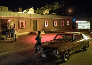"""Preacher """"South WIll Rise Again"""" (1x05) promotional picture"""