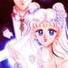 Prince Endymion and Princess Serenity - sailor-moon icon