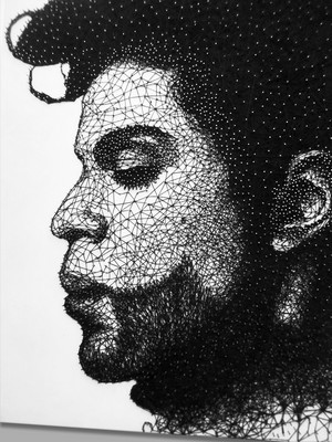 Prince Tibute Portrait