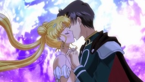 Princess Serenity and Prince Endymion
