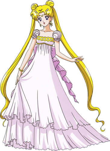 Sailor Moon karatasi la kupamba ukuta called Princess Serenity
