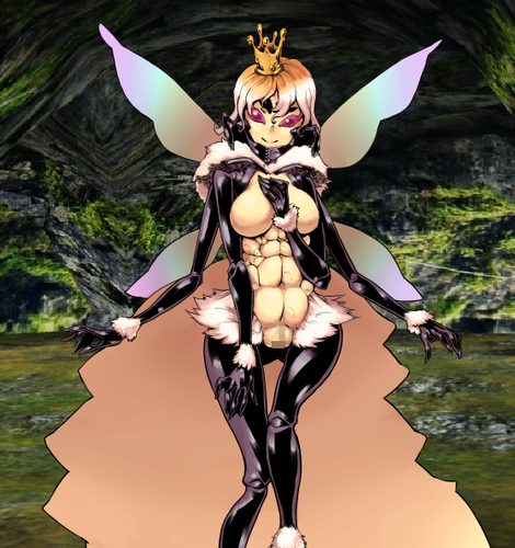 Monster Girl Quest hình nền entitled Queen Bee