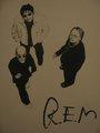 R.E.M. - rem fan art