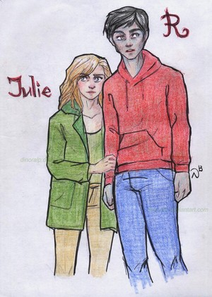 R and Julie