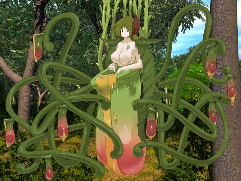 Hentai Monster Girl Creampie