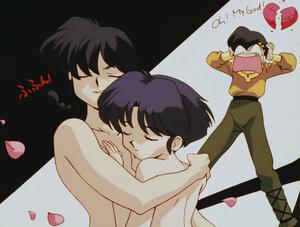 Ranma ½ Ranma and Akane ☆