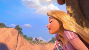Rapunzel Singing