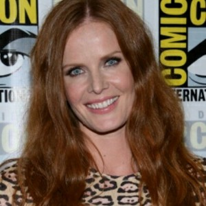 Rebecca Mader at Comic Con 2016