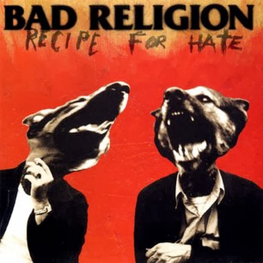 bad religion wallpaper iphone: Bad Religion Images Recipe For Hate (1993) Cover HD