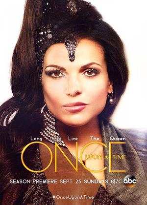 Regina and Evil Queen