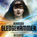 Rihanna - Sledgehammer - single cover - rihanna photo