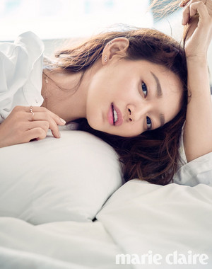 SHIN MIN AH FOR AUGUST 2016 MARIE CLAIRE