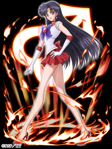 Sailor Moon wallpaper called Sailor Mars