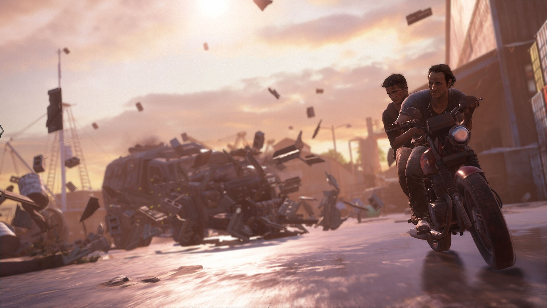 Uncharted 4 A Thief S End Images Sam And Nathan Hd Wallpaper And