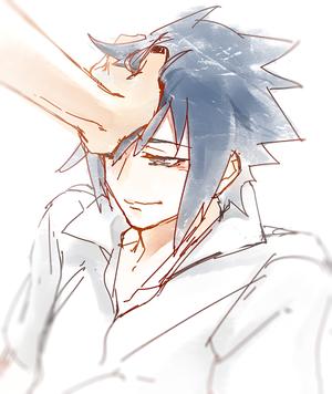 Sasuke Uchiha // Naruto