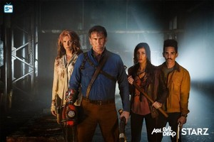 Season 2 Cast Promotional Fotos