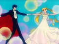 Serenity and Endymion - sailor-moon photo