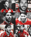 Sergio Ramos / Photoset - sergio-ramos fan art