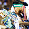 Sergio Ramos photo probably with a bandsman entitled Sergio Ramos