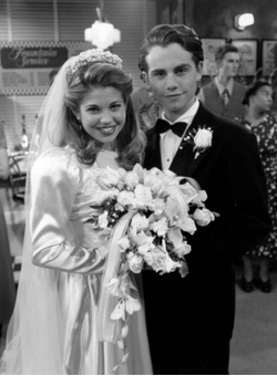 Shawn Hunter and Topanga Lawrence
