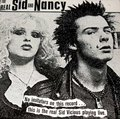 Sid  - nancy-spungen photo