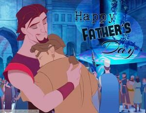 Sinbad/Jim Hawkins Father's دن