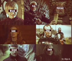 Sins Of Thrones