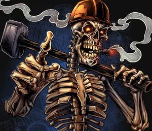 Skeleton Sledgehammer