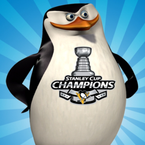Skipper Celebrates His Stanley Cup Victory!