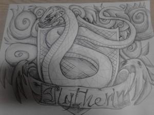 Slytherin Swirls