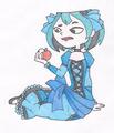Snow White Gwen - total-drama-island fan art