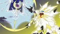 pokemon - Solgaleo and Lunala wallpaper