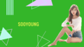 Sooyoung baby g wallpaper - girls-generation-snsd photo
