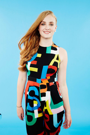 Sophie Turner ~ 2014 Comic Con Portrait