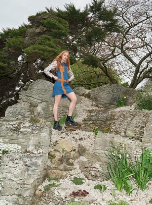 Sophie Turner ~ InStyle UK